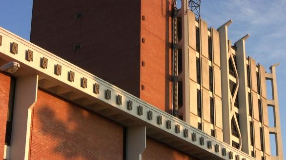 Jackson Rag JSU building