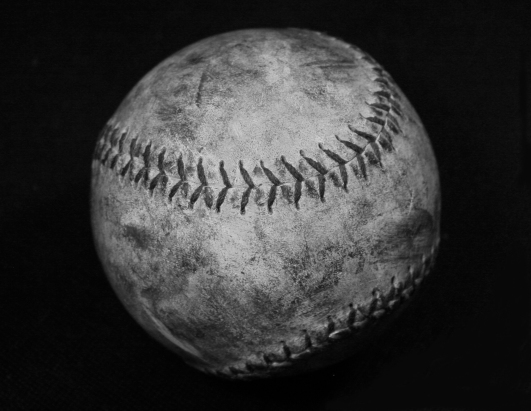 Softball 20b&w